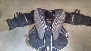 Bauer Supreme Chest and Arms