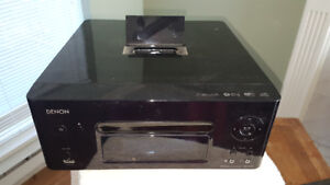 Higher-end 65-watt Denon networkable receiver/amp