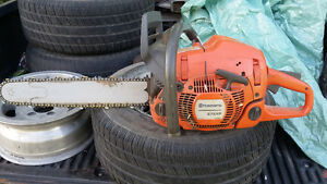 575 husqvarna chainsaw