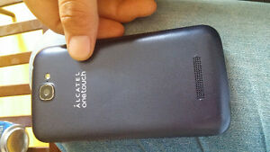 Cell Alcatel one touch