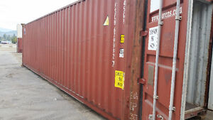 40ft and 45ft Used Shipping Containers - BEST VALUE IN THE CITY!