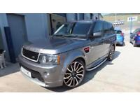 Land Rover Range Rover Sport 3.0TD V6 auto 2010MY HSE Luxury Overfinch