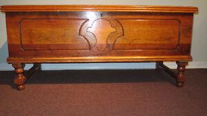 Cedar Chest/Blanket Chest/Bench