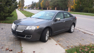 Lincoln 2012 mkz