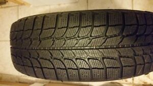 One Winter Tire size P175/70 R14