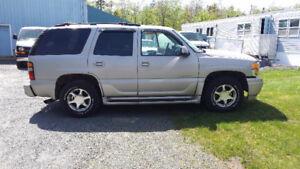 2006 Yukon Denali GMC