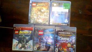 PS3 LEGO Games for Sale