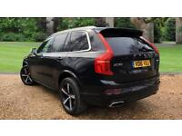 2016 Volvo XC90 2.0 T8 Hybrid R DESIGN 5dr Aut Automatic Petrol/Electric Estate