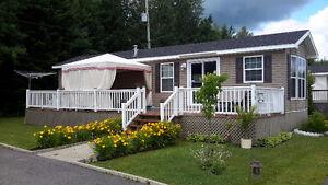 maison de parc 4 saisons achetée neuve en 2011