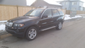 2004 BMW X5 4.4i - requires some work
