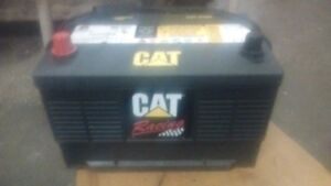 New Cat battery