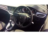 2016 Vauxhall Astra 1.4T 16V 150 Design Automatic Petrol Hatchback