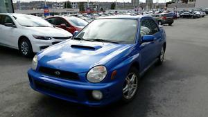 2003 Subaru WRX Sedan