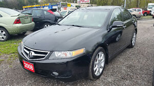 2008 Acura TSX Navigation & BlueTooth
