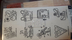 Stampin Up Scrapbooking Stamp set Girlfriend Set new