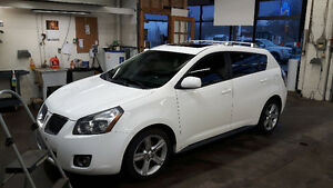 2009 Pontiac Vibe Hatchback Certified and E-tested