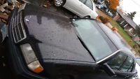 *Winter Beater* 1997 Mercedes C230 As-Is *Winter Tires & Rims*