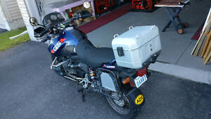2002 BMW R1150 GSA Motorcycle w/ Accessories A+ Condition