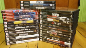 PS2 Video Games For Sale