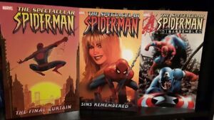 Spider-Man -- Complete Graphic Novels Collection -- TPB Comics