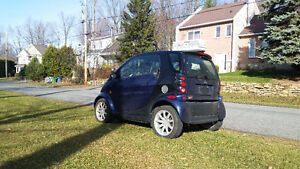 Smart Fortwo Diesel (ECHANGES POSSIBLES!!!!)