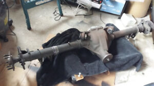 ford mustang 3.73 rear end differential