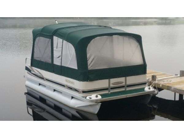 Used 2004 Princecraft Vectra 16 with 40HP Merc