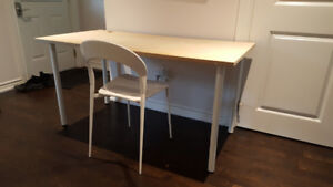 Baltic Birch Plywood Desk