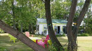 Cottage Rental on Private Island, Bobcaygeon, Kawarthas