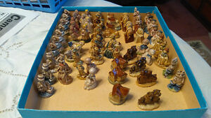 Red Rose Tea Promotional Figurines – Lot of 67 - LOOK