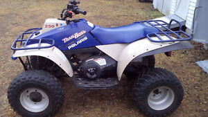 Polaris Trail boss 2x4 1991