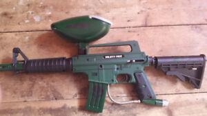 Bravo one paintball gun