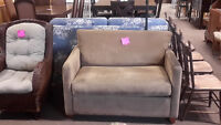 Loveseat Bed - Used