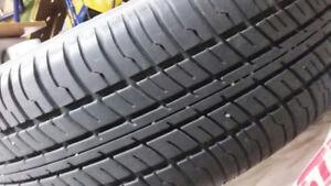 ALL SEASON TIRES 205/ 60/ R16 WITH MAGS FOR SALE