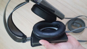 Stax SR-307 headphones