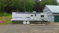 2006 Wildwood Travel Trailer 34'