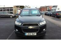 2012 Chevrolet Captiva 2.2 Diesel Automatic 7 Seater From £9,195 + Retail Packag