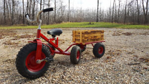 Awesome Trike and Trailer