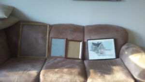 FOR SALE: PICTURE FRAMES