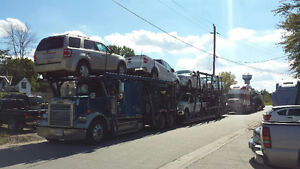 Transportation specializing in flatbed and auto carrier London Ontario image 5
