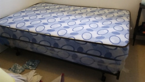 Brand New Double Bed + free frame