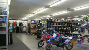 SPH-Motorsports has it in gear for you! ATV, Snowmobile, Moto