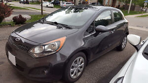 2013 Kia Rio GDi Hatchback with Blue Tooth + Heat Seats & E-TEST