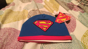 Superman Toque For Toddler