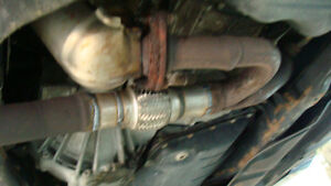 2007 Toyota Solara Exhaust Flex Pipe -$250
