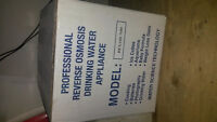 7 stage Reverse Osmosis system (brand new)
