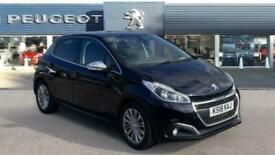 image for 2018 Peugeot 208 1.2 PureTech 82 Allure 5dr Petrol Hatchback Hatchback Petrol Ma