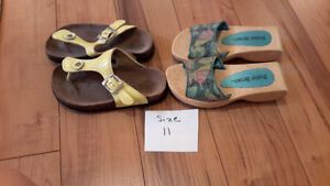 girl shoes size 11