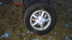 """15""""tires and rims"""
