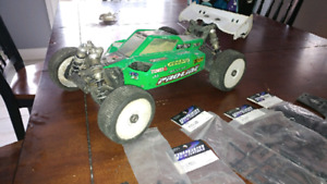 Mugen Seiki MBX6 eco 1/8th scale 4wd buggy